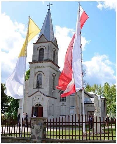 Parafia pw. św. Jana Nepomucena w Duczyminie